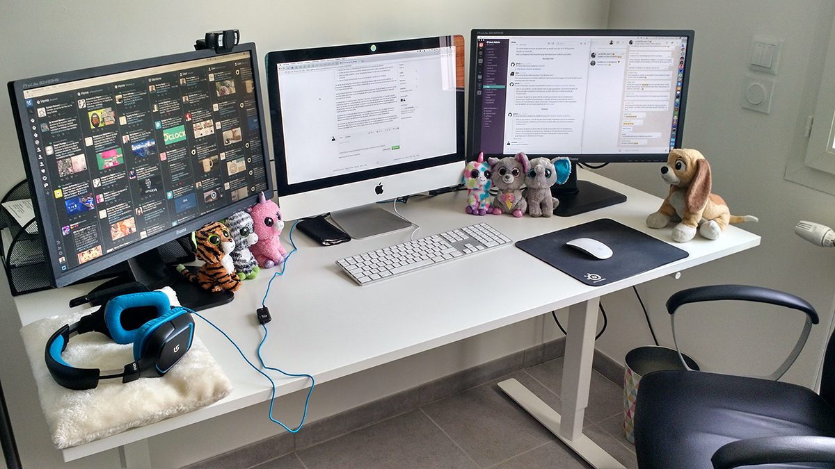 bureau développeur web
