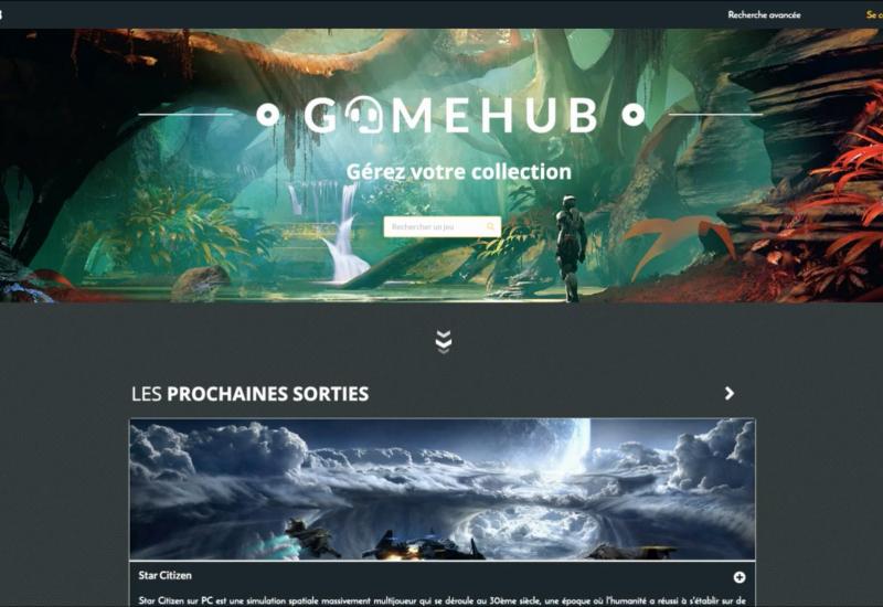 gamehub-projetdev