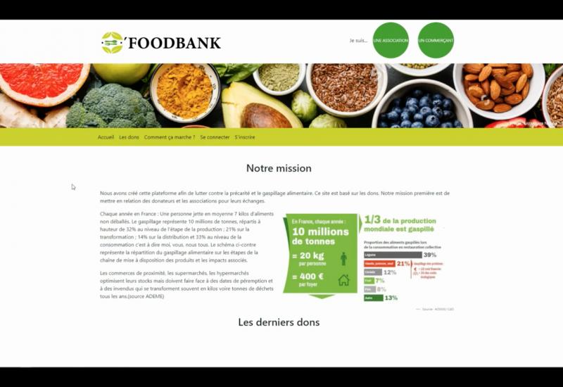 Ofoodbank-projet-developpeur