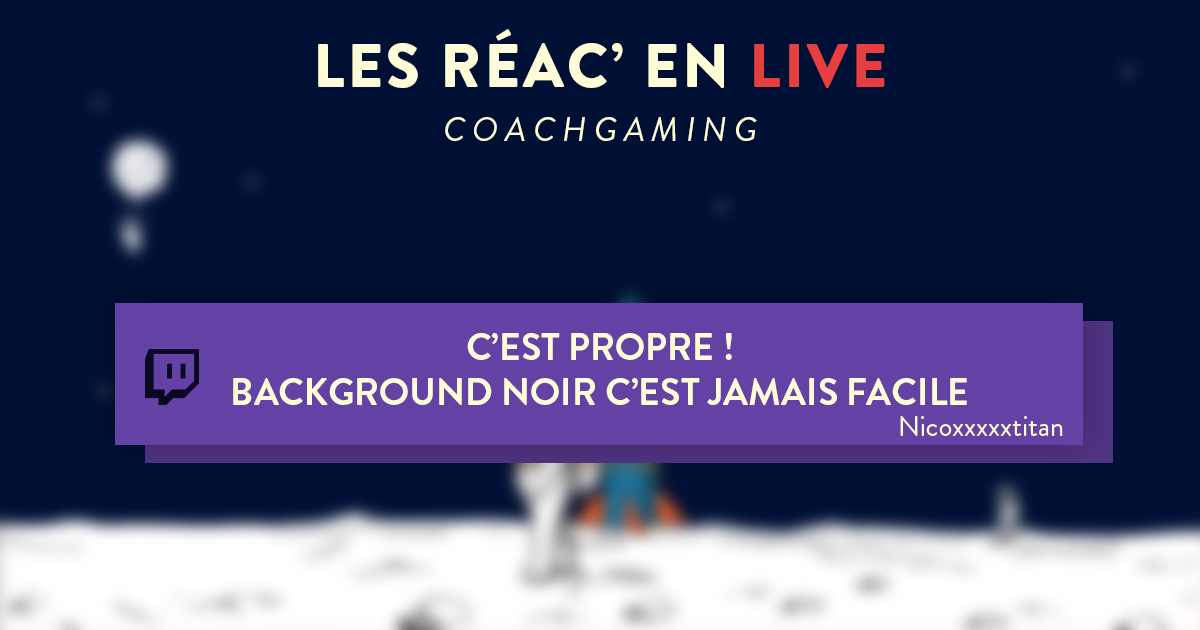 Coach-gaming-projet