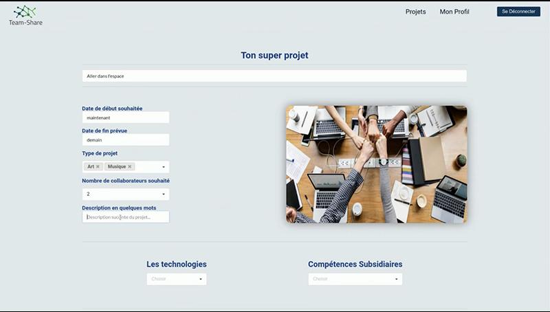 projet-teamshare-collaboratif-dev
