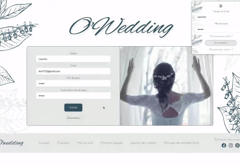 owedding